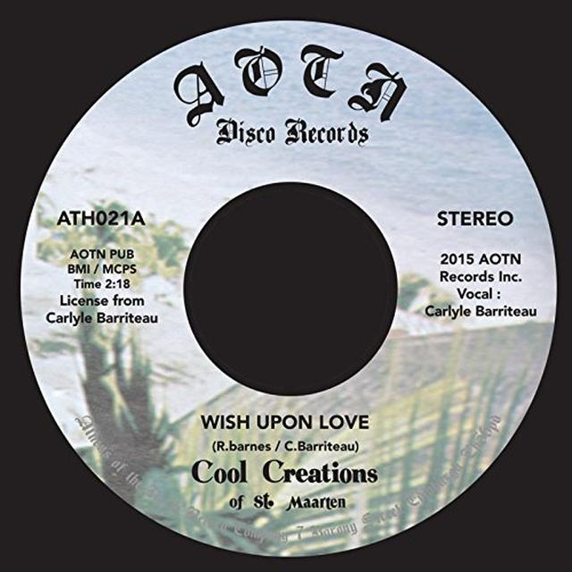COOL CREATIONS WISH UPON LOVE Vinyl Record