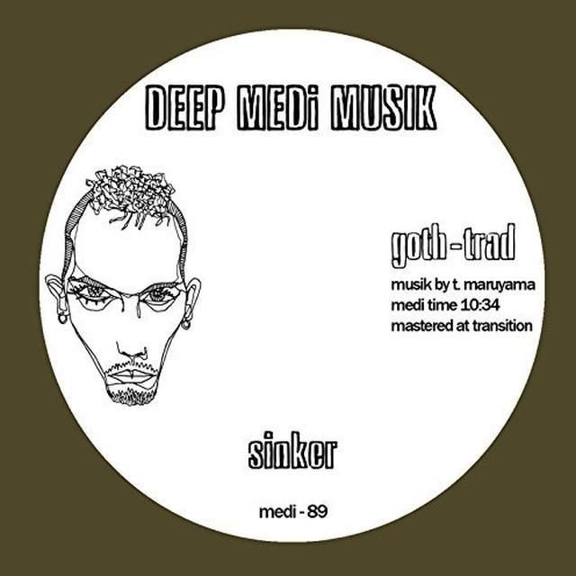 Goth-Trad SINKER / SUNBEAM VIP Vinyl Record