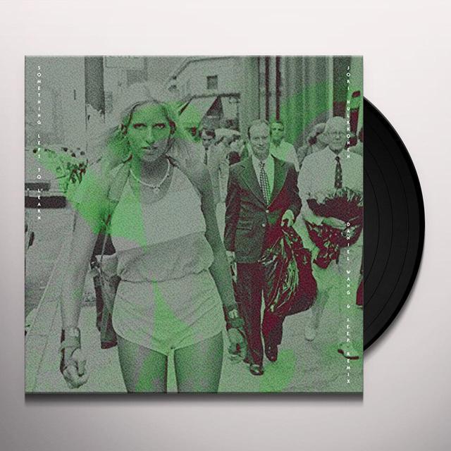 Jori Hulkkonen SOMETHING LEFT TO LEARN Vinyl Record - UK Import