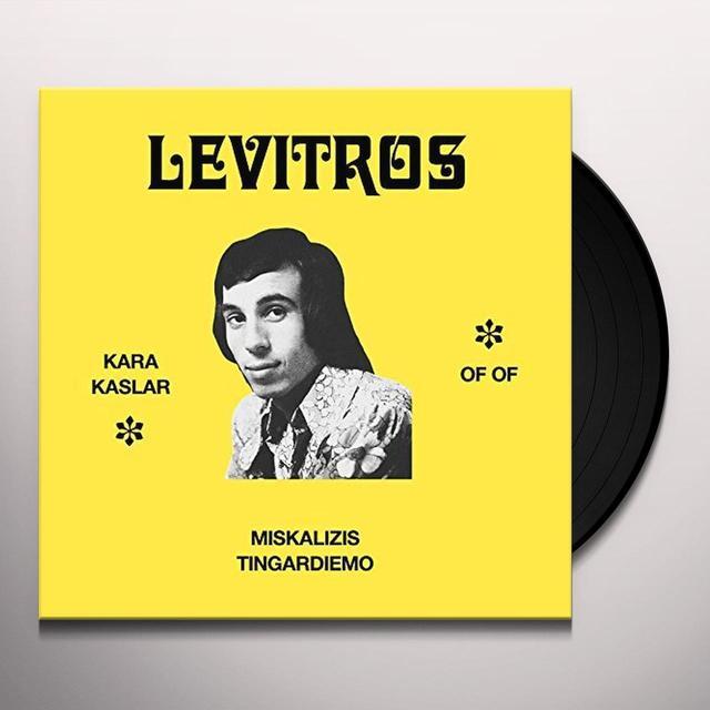 LEVITROS - KARA KASLAR Vinyl Record - 10 Inch Single, UK Import