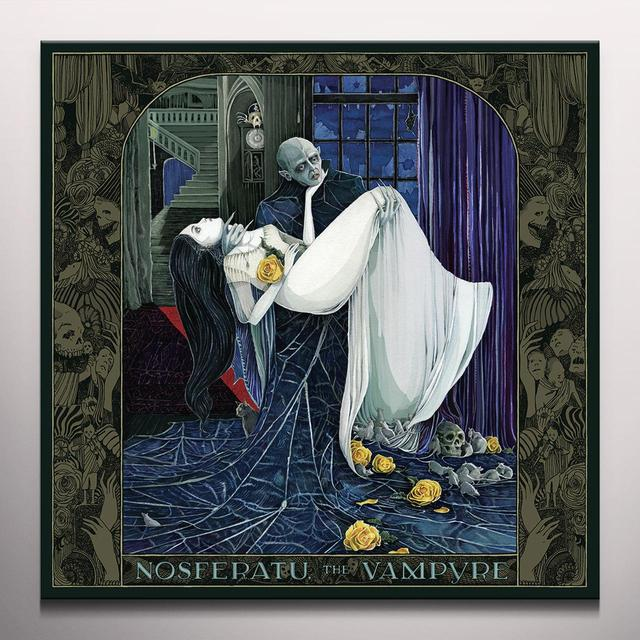 POPOL VUH (COLV) (GATE) (OGV) (WHT) (RMST) NOSFERATU THE VAMPYRE / O.S.T. Vinyl Record