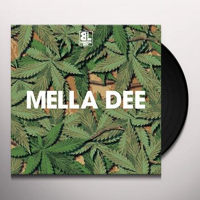 Mella Dee HERE / TRELLICK Vinyl Record - UK Import
