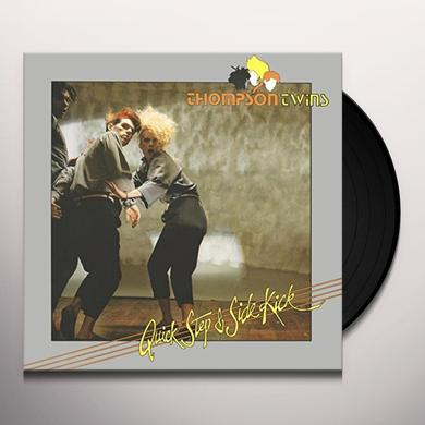 Thompson Twins QUICK STEP & SIDE KICK Vinyl Record - UK Import
