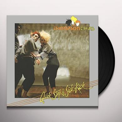 Thompson Twins QUICK STEP & SIDE KICK Vinyl Record - UK Import