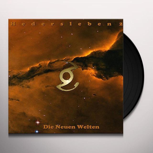 Hedersleben DIE NEUEN WELTEN Vinyl Record