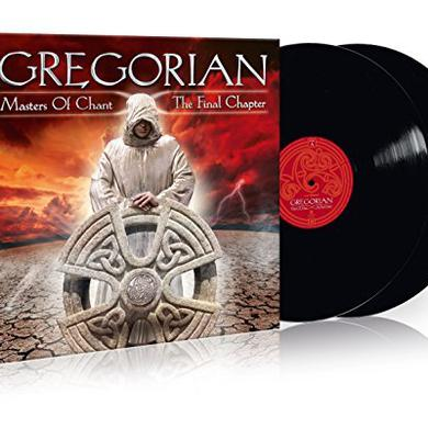 Gregorian MASTERS OF CHANT X: THE FINAL CHAPTER Vinyl Record