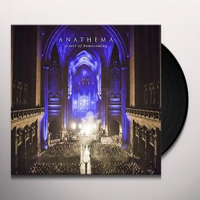 Anathema SORT OF HOMECOMING Vinyl Record