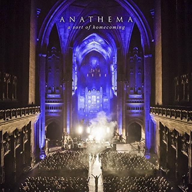 Anathema SORT OF HOMECOMING Vinyl Record