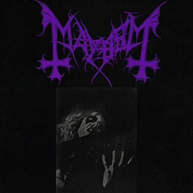 Mayhem LIVE IN LEIPZIG Vinyl Record