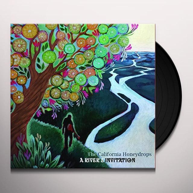 California Honeydrops RIVER'S INVITATION Vinyl Record