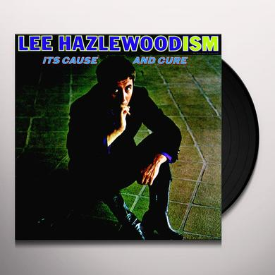 Lee Hazlewood IT'S CAUSE & CURE Vinyl Record