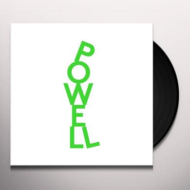 POWELL INSOMNIAC / SHOULD'VE BEEN A DRUMMER Vinyl Record