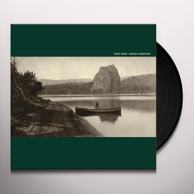 Tashi Dorji / Marisa Anderson SPLIT Vinyl Record