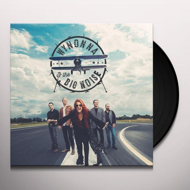 WYNONNA & THE BIG NOISE Vinyl Record - Digital Download Included