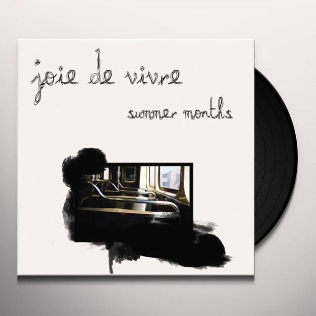 Joie De Vivre SUMMER MONTHS Vinyl Record