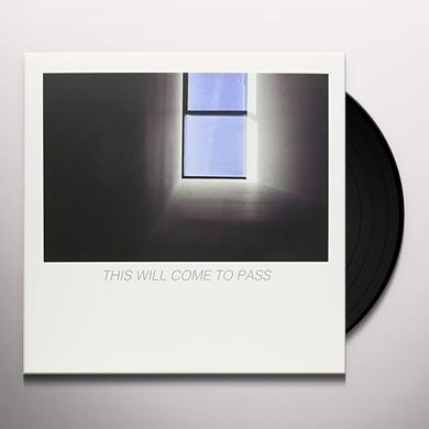 Calculator THIS WILL COME TO PASS Vinyl Record