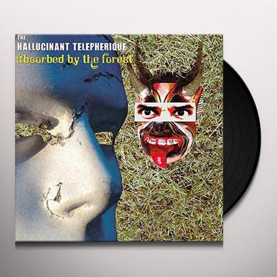 HALLUCINANT TELEPHERIQUE ABSORBED BY THE FOREST Vinyl Record