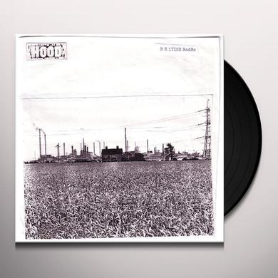 Hood BRITISH RADARS Vinyl Record