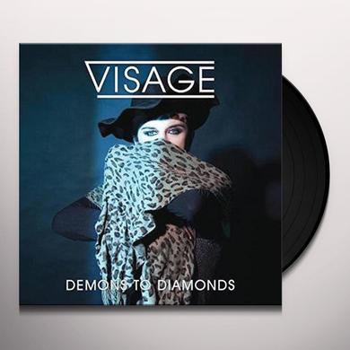 Visage DEMONS TO DIAMONDS Vinyl Record