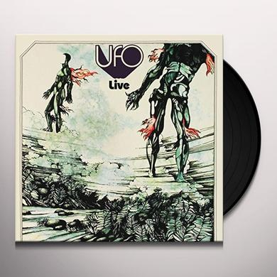 Ufo LIVE Vinyl Record