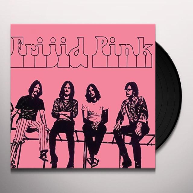FRIJID PINK (GER) Vinyl Record