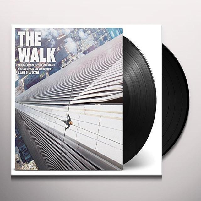 Alan Silvestri WALK / O.S.T. Vinyl Record - Gatefold Sleeve, 180 Gram Pressing