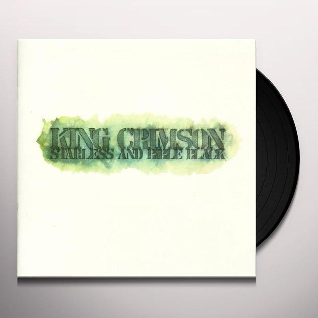 King Crimson STARLESS & BIBLE BLACK Vinyl Record