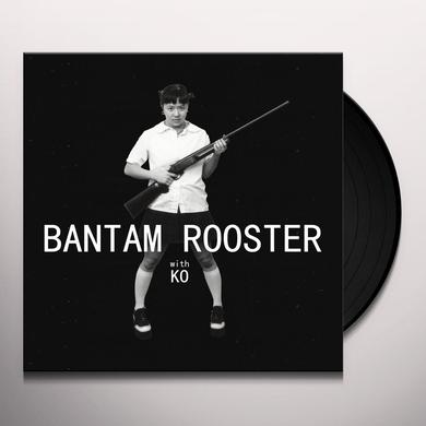 Bantam Rooster TARANTULA / LOVE'S TOO STRONG Vinyl Record