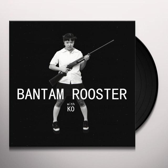 Bantam Rooster TARANTULA / LOVE'S TOO STRONG Vinyl Record