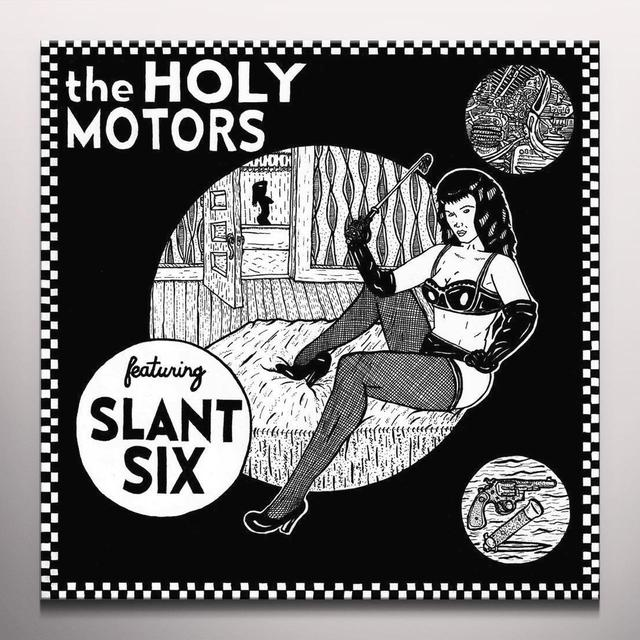 HOLY MOTORS SLANT SIX Vinyl Record - White Vinyl