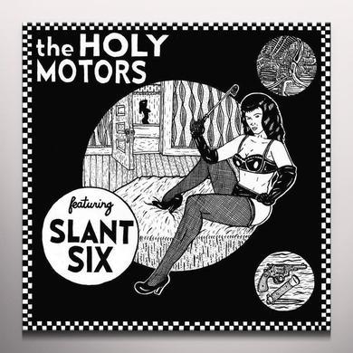 HOLY MOTORS SLANT SIX Vinyl Record - White Vinyl