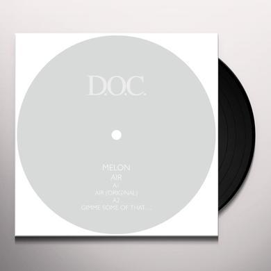 Melon AIR Vinyl Record