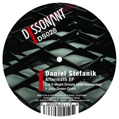 Daniel Stefanik AFTERMATH Vinyl Record
