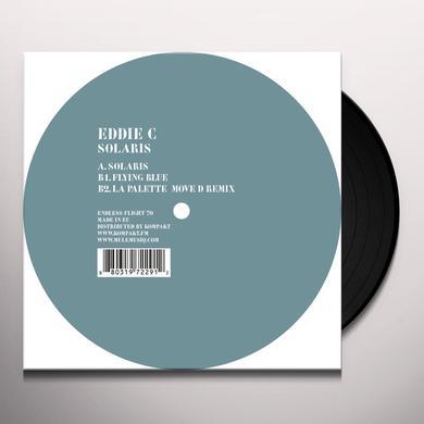 Eddie C SOLARIS Vinyl Record