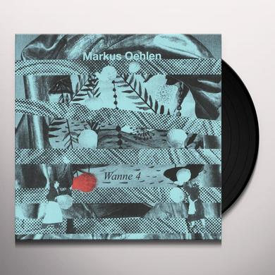 Markus Oehlen WANNE 4 Vinyl Record