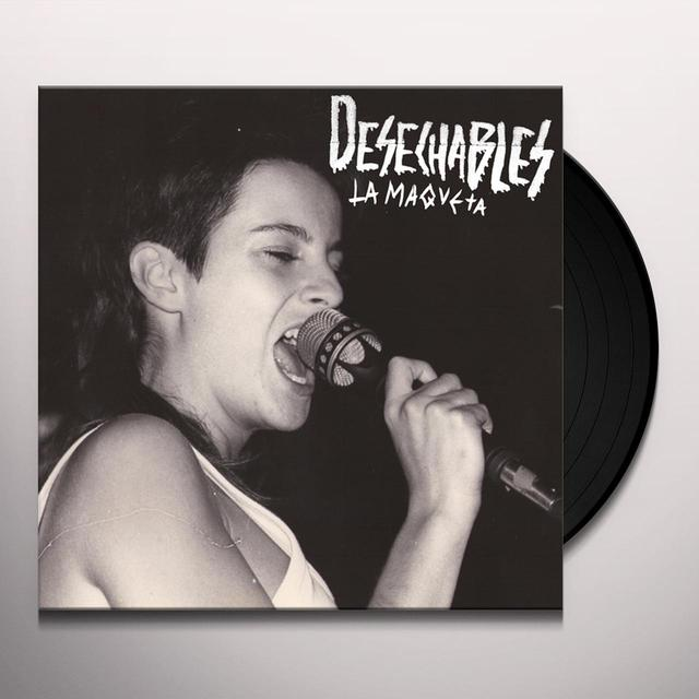 DESECHABLES LA MAQUETA Vinyl Record