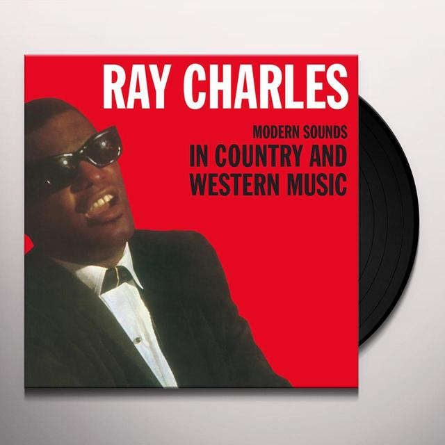 Ray Charles MODERN SOUNDS IN COUNTRY & WESTERN MUSIC Vinyl Record