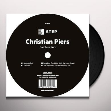 Christian Piers SAMBOS SUB Vinyl Record