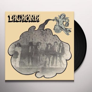 Laghonia GLUE Vinyl Record