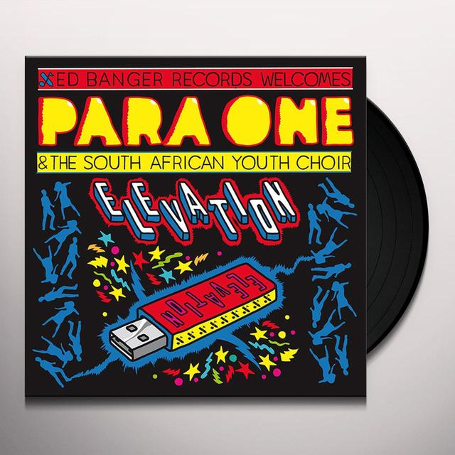 PARA ONE & THE SOUTH AFRICAN YOUTH CHOIR ELEVATION Vinyl Record