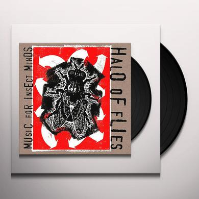 HALO OF FLIES MUSIC FOR INSECT MINDS Vinyl Record