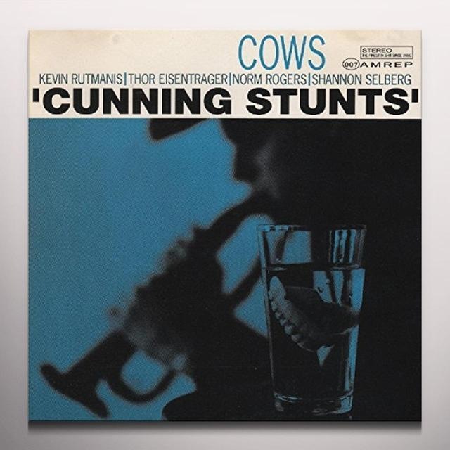 Cows CUNNING STUNTS Vinyl Record