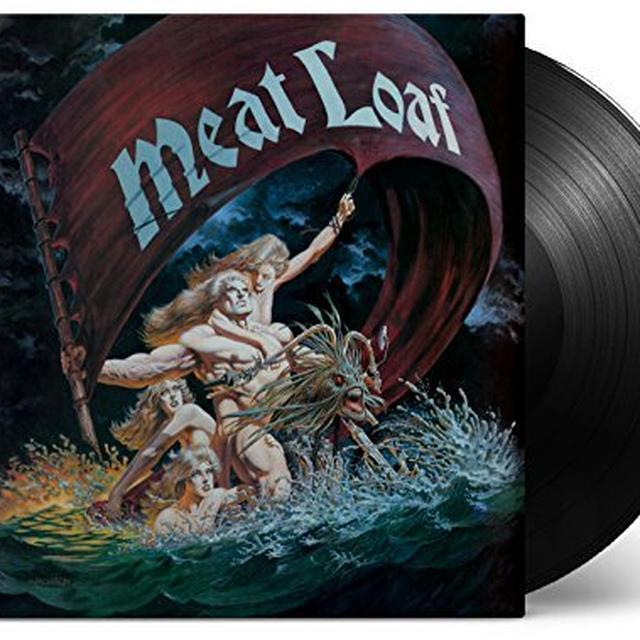 Meat Loaf DEAD RINGER Vinyl Record