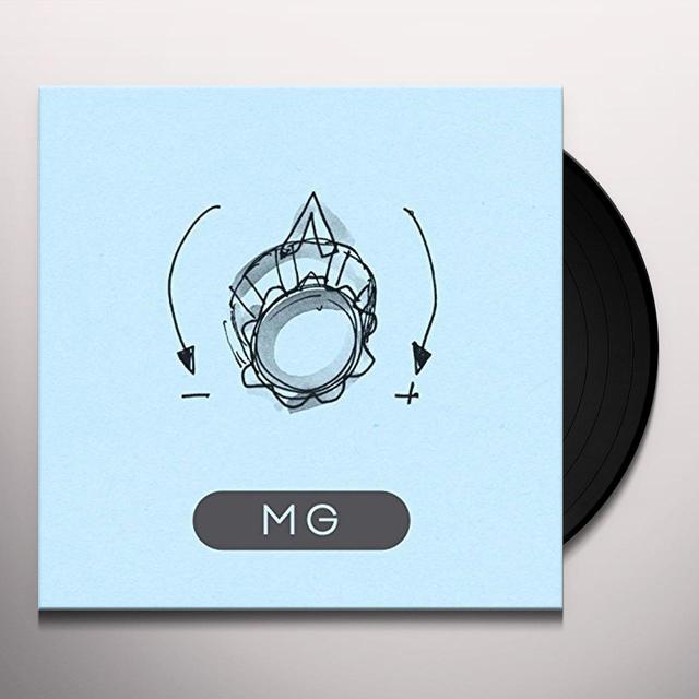 MG Vinyl Record - Portugal Release