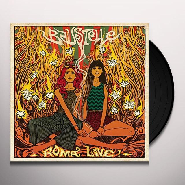 Baustelle ROMA LIVE Vinyl Record - Portugal Import
