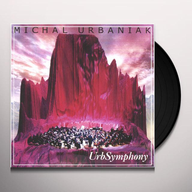 Michal Urbaniak URBSYMPHONY Vinyl Record