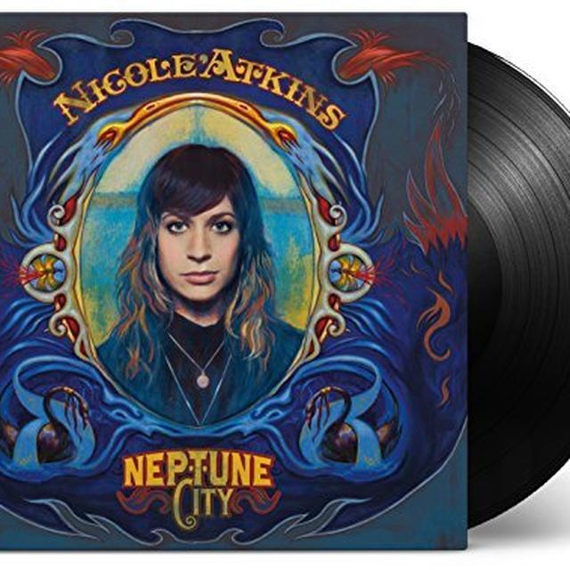 Nicole Atkins NEPTUNE CITY Vinyl Record