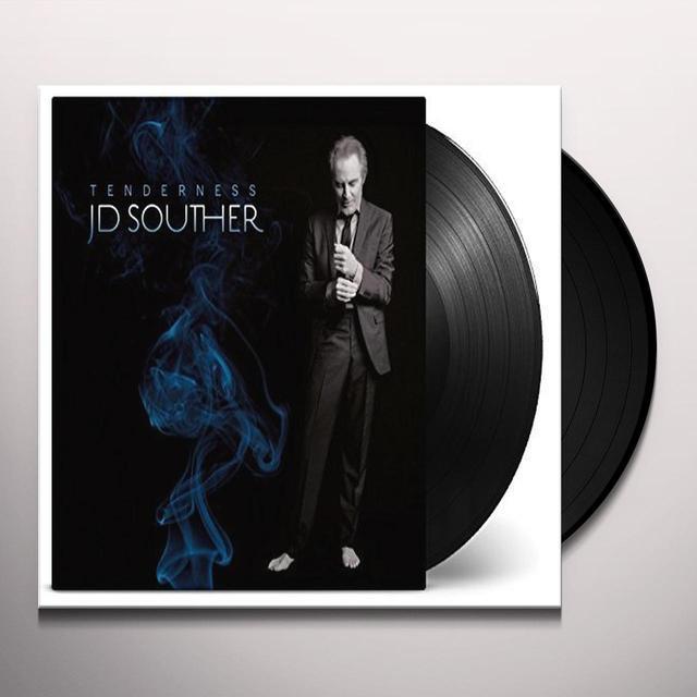 J.D. Souther TENDERNESS Vinyl Record
