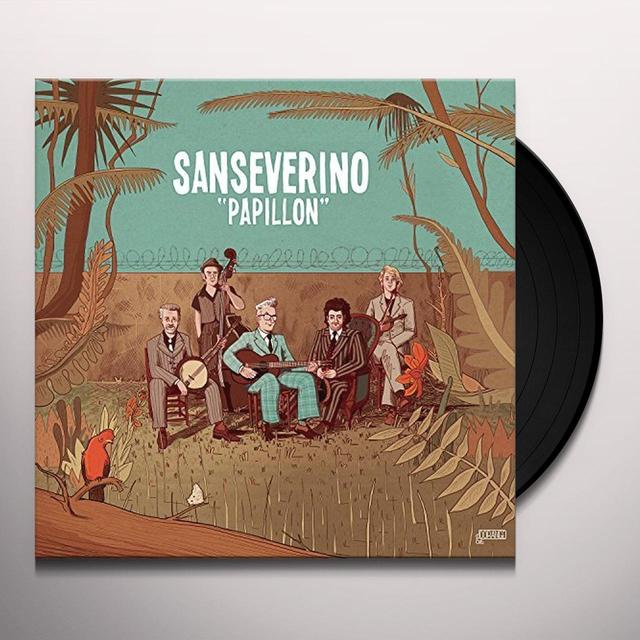 Sanseverino PAPILLON Vinyl Record
