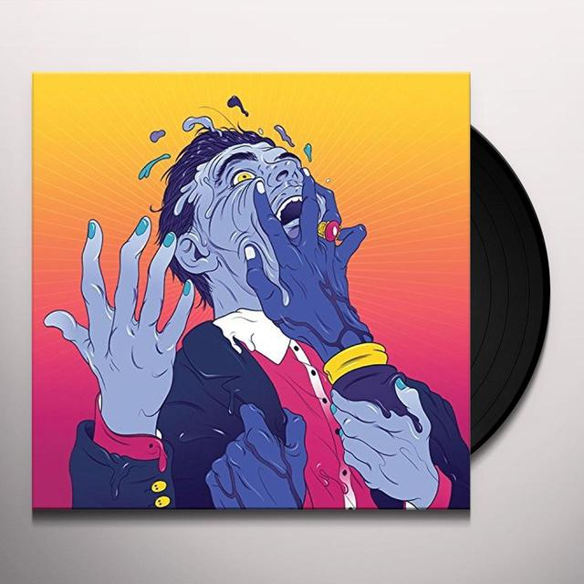 Everything Everything NO REPTILES Vinyl Record - UK Import